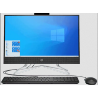 HP All-in-One 22-df0141in Bundle PC