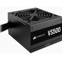 Corsair VS Series VS500 500 Watt 80 Plus Certified Non-Modular ATX PSU